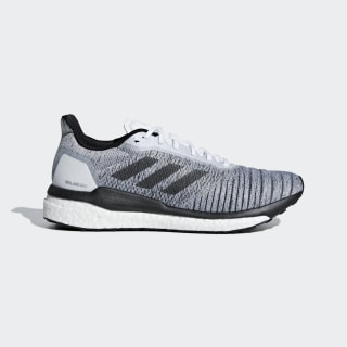 Кроссовки для бега Solar Drive ftwr white / core black / grey three f17 D97441