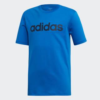Camiseta Logo Essentials Linear blue / collegiate navy DV1815