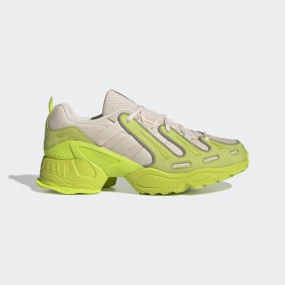 EQT Gazelle Shoes Linen / Linen / Semi Solar Yellow EE5031