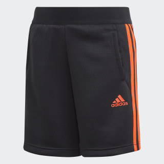 Shorts Predator 3 Tiras black / solar red DV1342