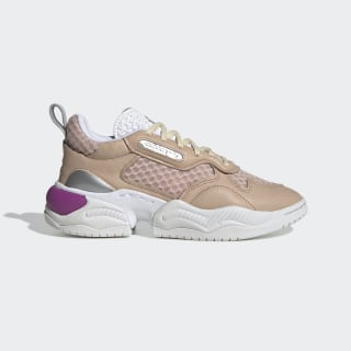 Supercourt RX sko Linen / Linen / Shock Purple FV3699