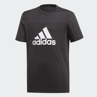 T-shirt Equipment Black / White DV2921