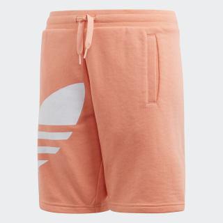 Big Trefoil Shorts Chalk Coral / White FM5664