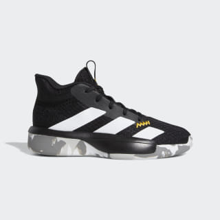 Pro Next 2019 Shoes Core Black / Cloud White / Active Gold F97305