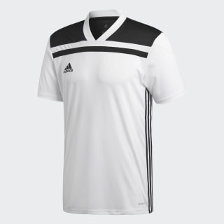 Camisa Regista 18 White / Black CE8968