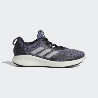 Purebounce+ Street Shoes Legend Ink / Silver Metallic / Raw Indigo F34231