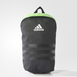 Mochila para Calzado de Fútbol ACE 17.2 BLACK/SOLAR GREEN/WHITE BQ1435