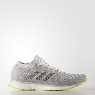 Tenis adizero Primeknit GREY ONE F17/FTWR WHITE/GREY THREE F17 BY8919