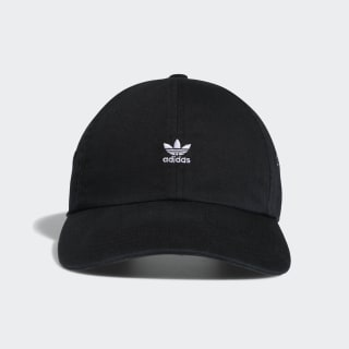 Mini Logo Relaxed Hat Black CL5235