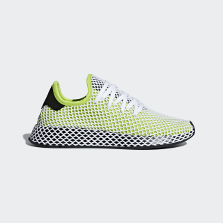 Deerupt Runner Shoes Semi Solar Slime / Core Black / Core Black B27779