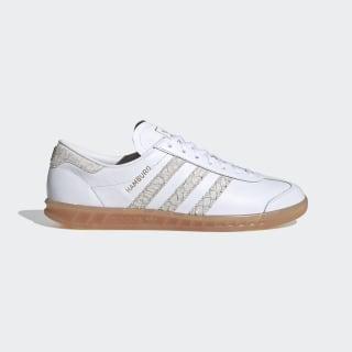 Sapatos Hamburg Cloud White / Silver Metallic / Grey Two EF5673