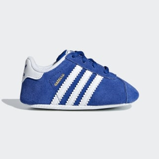 Gazelle Shoes Collegiate Navy / Cloud White / Gold Met. CG6541