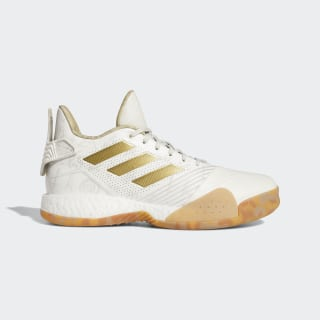 Zapatillas T-Mac Millennium Ftwr White / Gold Met. / Ftwr White G27750