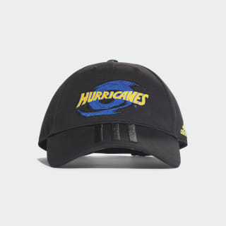 Hurricanes 3-Stripes Cap Black CZ1403