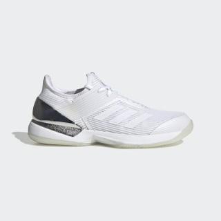Scarpe da tennis Ubersonic 3 Hard Cloud White / Cloud White / Matte Silver EF2463