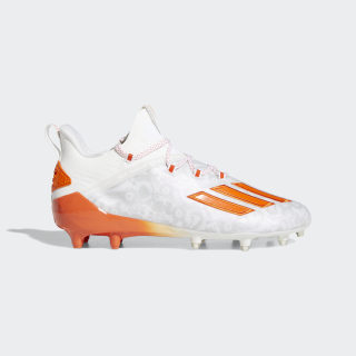 Adizero New Reign Cleats Cloud White / Team Orange / Cloud White FV4800
