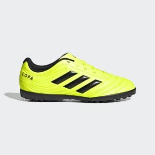 Calzado de Fútbol Copa 19.4 Césped Artificial Solar Yellow / Core Black / Solar Yellow F35457