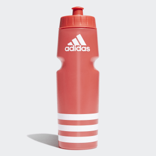 Botella de 750 ml de las 3 bandas Performance scarlet / white / white DU0186