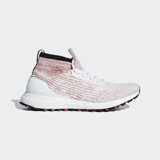 Ultraboost All Terrain Shoes Beige / Ftwr White / Grey Four B37699