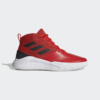 Scarpe Own the Game Active Red / Core Black / Cloud White EE9635