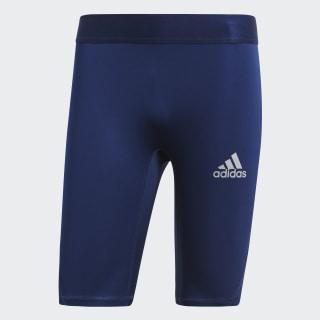 Alphaskin Sport Short Tights Dark Blue CW9459