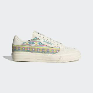 Continental Vulc Shoes Cream White / Cream White / Supplier Colour EF9074