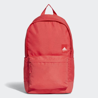 Mochila Classic REAL CORAL S18/TRACE SCARLET S18/WHITE CG0522