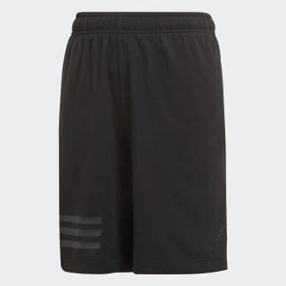Pantaloneta Training 3 Rayas BLACK DJ1159