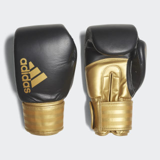 Hybrid 200 Boxing Gloves Black / Bold Gold CI9192