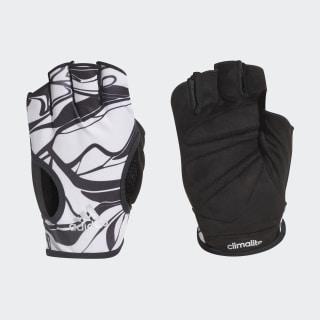 Climalite Handschuhe White / Black CY6247