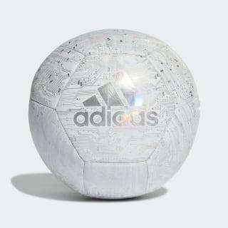 adidas Capitano Ball White / Rainbow Reflective DY2569