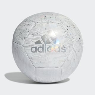 adidas Capitano Ball White / Rainbow Reflective DY2569