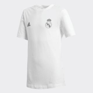 Camiseta Real Madrid Infantil WHITE CV6190