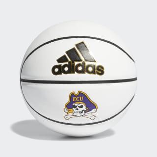 Pirates Mini Autograph Basketball Basketball Natural / White / Collegiate Purple CW8957