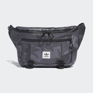 Waist Bag Large Multicolor / Black ED8006