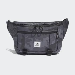 Waist Bag Large Multicolor / Black ED8006
