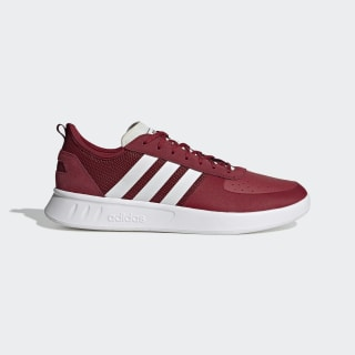 Tênis Court 80S M active maroon/cloud white/maroon EE9674