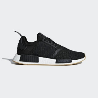 NMD_R1 Shoes Black / Black / Gum B42200
