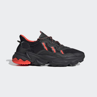 OZWEEGO TR Shoes Core Black / Core Black / Solar Red FW5813