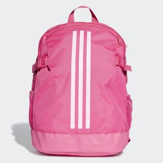 3-Stripes Power Rucksack M Real Magenta / True Pink / True Pink DU1992