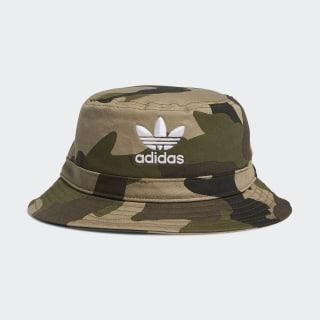 Camo Bucket Hat Medium Green CK5060