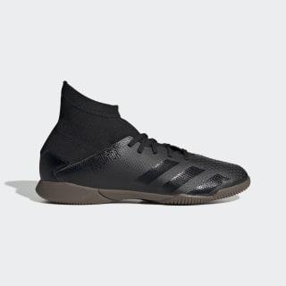 Predator 20.3 Indoor Shoes Core Black / Core Black / Solid Grey EF1955