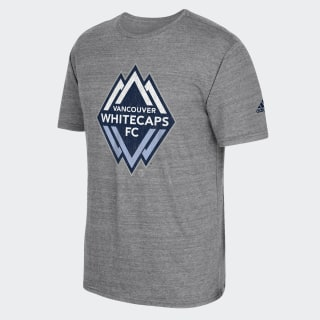 T-shirt graphique Whitecaps Dark Grey Heathered BF0786