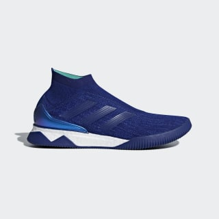 Calzado Predator Tango 18+ HI-RES BLUE S18/HI-RES BLUE S18/AERO GREEN S18 CM7687