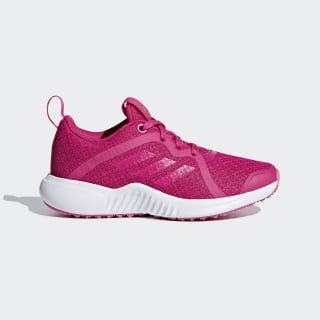 Chaussure FortaRun X Real Magenta / Semi Solar Pink / Cloud White D96949