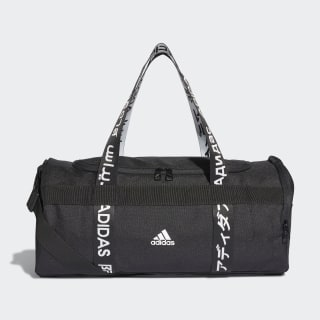 4ATHLTS Duffel Bag Small Black / Black / White FJ9353