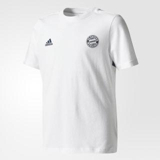 T-shirt do FC Bayern München White CE8971