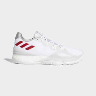 Crazylight Boost 2018 Shoes Ftwr White / Scarlet / Silver Met. AQ0007