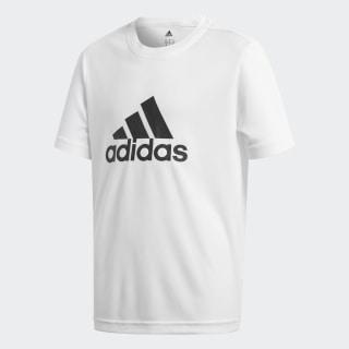 T-shirt Training Gear Up White/Black BK0713