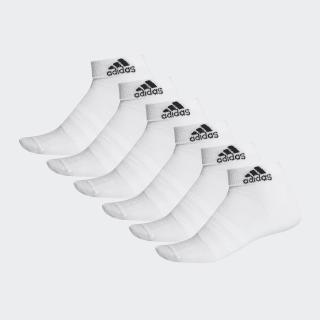 Шесть пар носков Ankle white / white / white / white DZ9398
